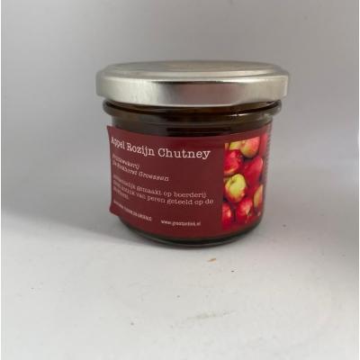 Appel rozijn chutney