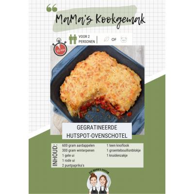 Hutspot-ovenschotel Mama's Keuken