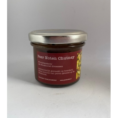 peer noten chutney