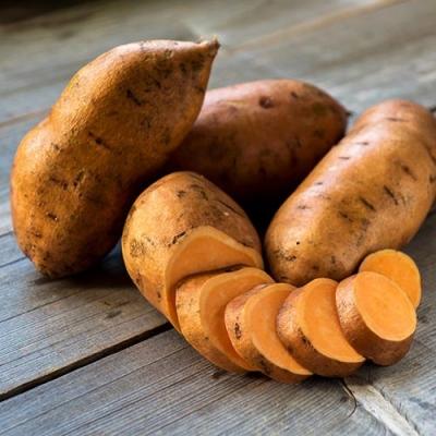Zoete aardappels 1KG