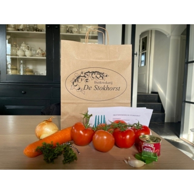 Verspakket Stokhorst tomatensoep 4-6 personen